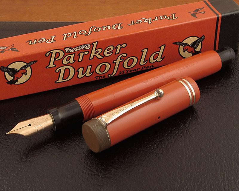 Parker Duofold Vintage 75
