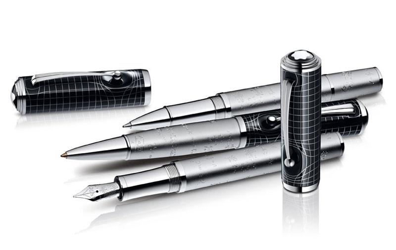montblanc albert einstein limited edition 2013