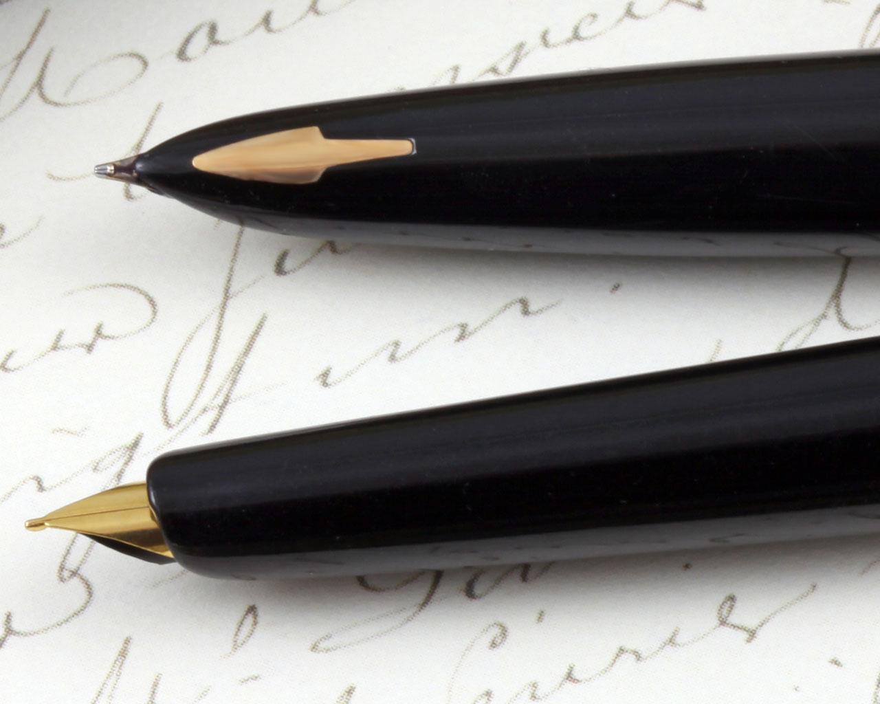 PenHero com - PenGallery - Ultra Fountain Pen c1958