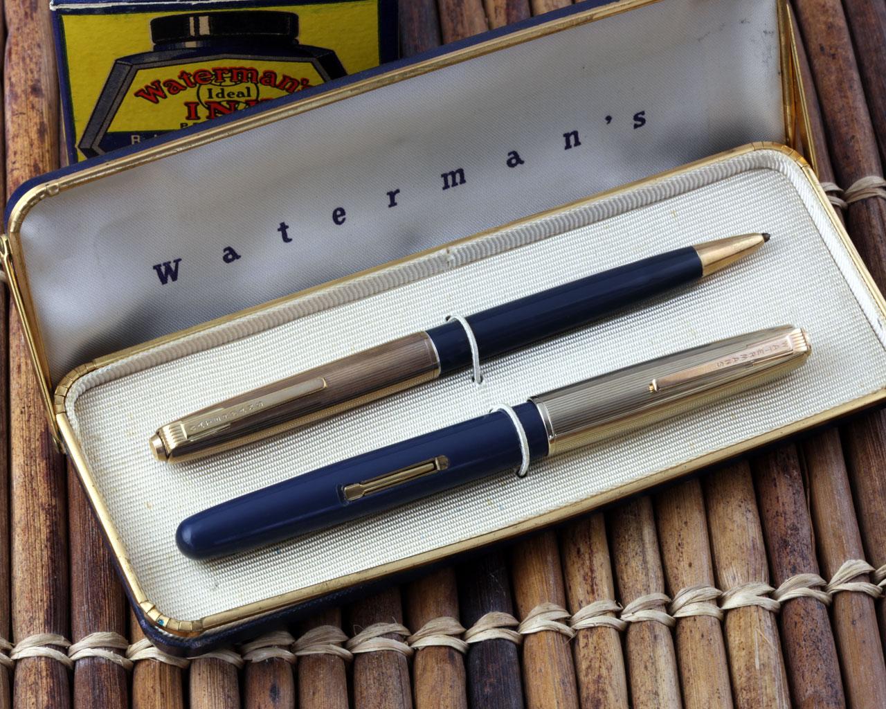 Fountain identification waterman pen Waterman Pens